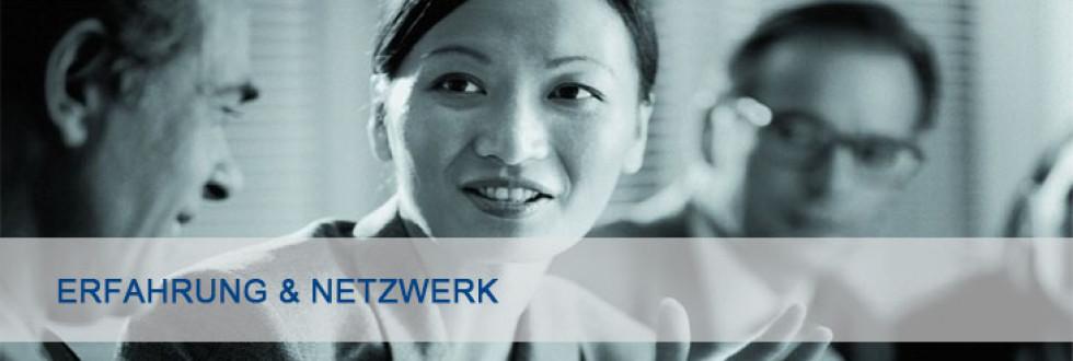 Erfahrung und Netzwerk | OUBO International GmbH