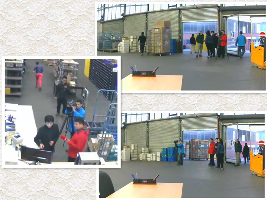 杭州电视台记者采访欧博