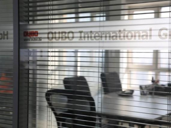 庆祝欧博国际在中国北京建立物流基地