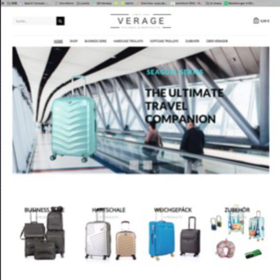 Verage® Official Europe Website